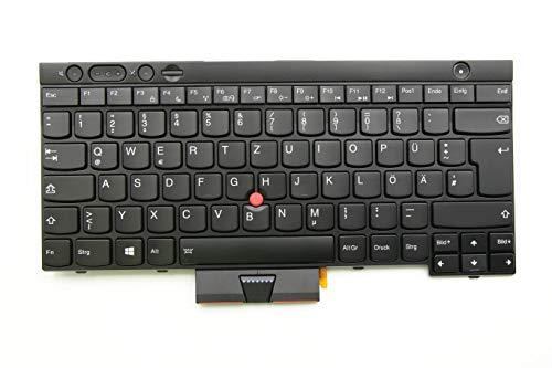 Lenovo L430 L530 T430 T530 X230 W530 German backlit Keyboard