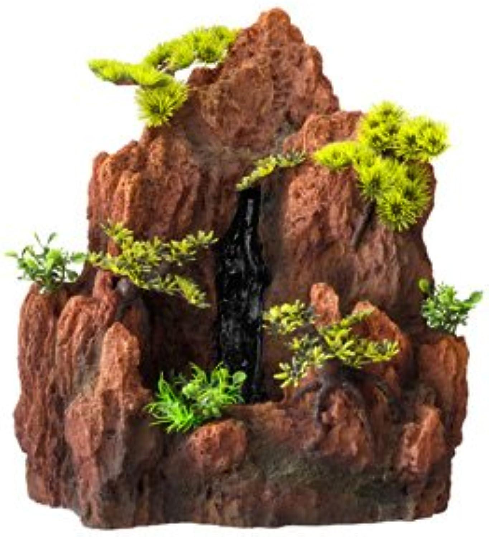 Aqua Della OneWay Red Rock AquariumWaterfall