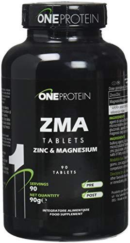 ZMA Tablets integratore di zinco e magnesio 90 compresse