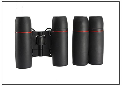 MJY 30x60 Sakura High Definition HD Tasche Fernglas Nachtsicht Teleskop im Freien,schwarz,Durchschnittlic