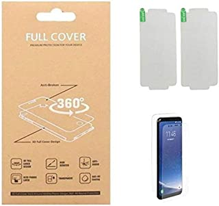 OPPO A57 Front and Back Gelatin Screen Protector - Clear