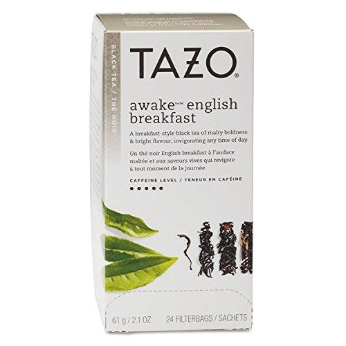 Tazo 500552 Tazo Awake English Breakfast Tea Bags 24/Box (20070)
