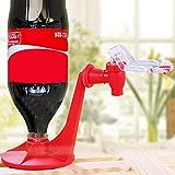 Wondeful beber Saver dispensador linkspe Home Bar Coque de lata de Soda suave potable grifo rojo Creative