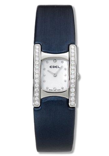 Ebel Damen-Armbanduhr BELUGA MANCHETTE Analog Quarz 9057A28-1991035A09