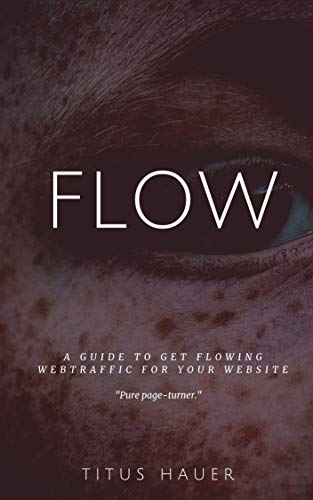 Flow: A guide to get flowing webtraffic for your website (English Edition)
