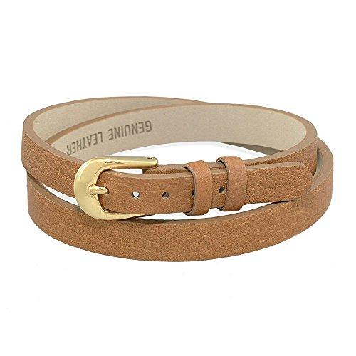 s.Oliver Damen-Armband Leder 40cm 378789