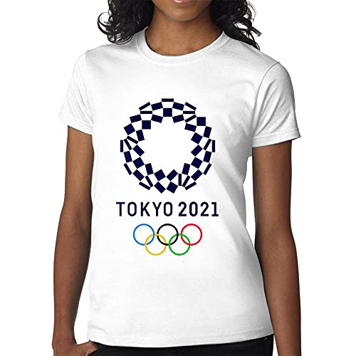 rewikie Tokyo Olympics - Camiseta para hombre y mujer, C, S
