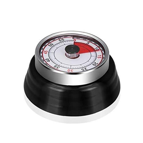 LCD Digital De Cocina Magnética Temporizador De Cuenta Regresiva Alarma Temporizador De Cocina Cocina Práctica Temporizador Despertador Gestión Temporizador 1pc (Color Azar)