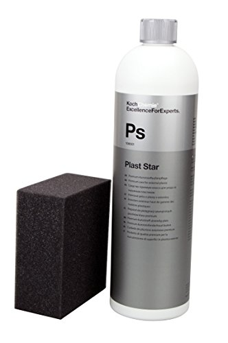 Koch Chemie Plast Star 1 Liter inkl. Schwamm