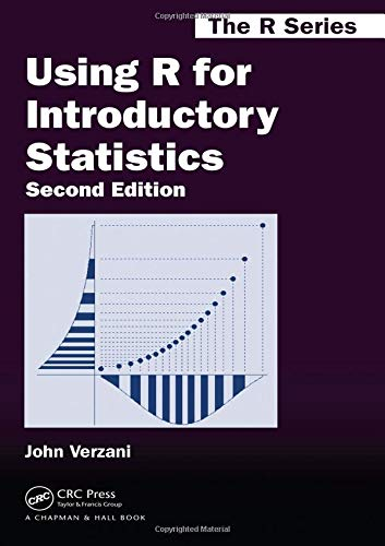 Verzani, J: Using R for Introductory Statistics (Chapman & Hall / CRC the R Series)