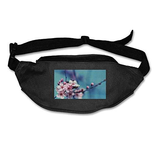 Waist Bag Fanny Pack Best Cherry Pouch Running Belt Travel Pocket Outdoor Sports