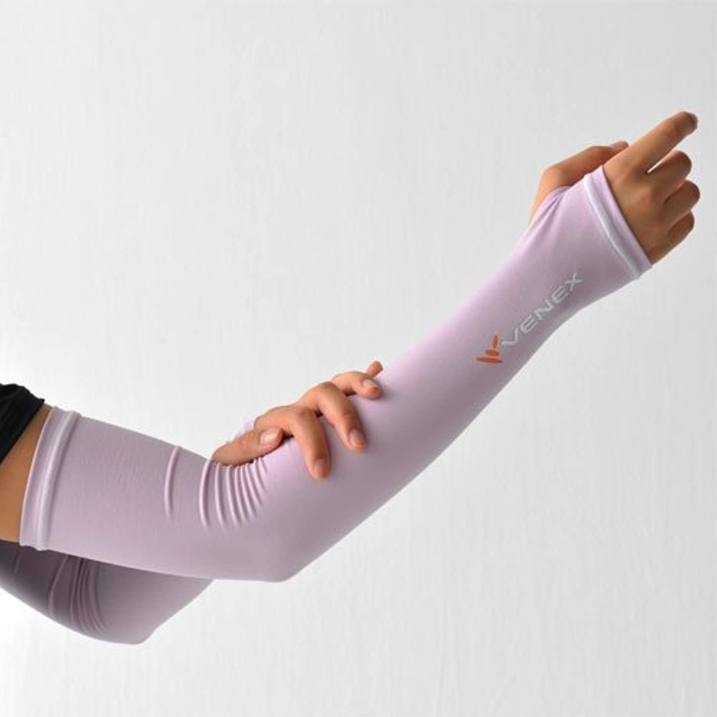札入れ別れる故障VENEX (ベネクス) リカバリーウェア アームコンフォート ユニセックス 部屋着 むくみ 腕 手首 疲れとり 疲労回復 快眠 安眠 UVカット (UPF50+)