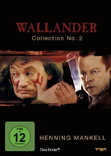 Wallander Collection No. 2 [2 DVDs]