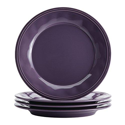 Service de Vaisselle en Céramique 16 Pièces Rachael Ray en Mauve - 3