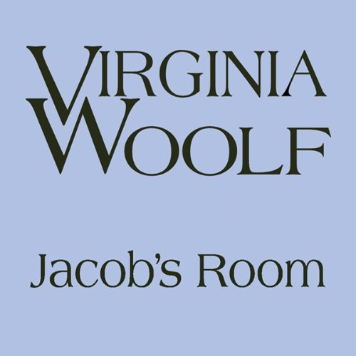 Jacob's Room audiobook cover art