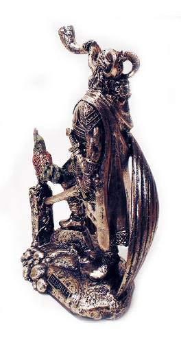 Estatua Heimdell Deus Nordico Sdk416