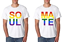 Unleash Your Inner Unicorns With These Fabulous Gay Couple Shirts 🏳️‍🌈