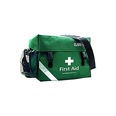 St John Ambulance Zenith First Response Bag by St John Ambulance