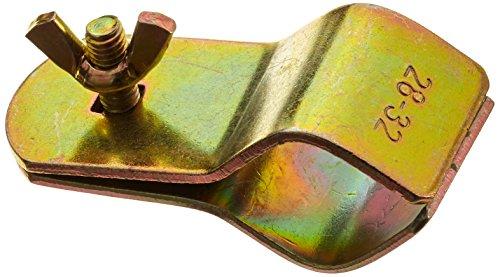 Zelt Rohrschellen 28-32 mm Stahl 5er SB-verpackt