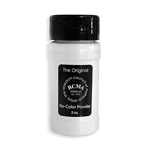RCMA No Color Powder - 3oz Shaker Top Bottle -...
