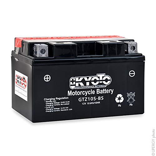 Kyoto - Batteria moto YTZ10S / GTZ10S 12V 8.5Ah - GTZ10S;YTZ10S;KYOTO 712104