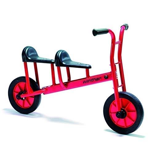 Tandem BikeRunner (Alter: 4-7 Jahre / Lenkerhöhe 65 cm / Sitzhöhe 42 cm) Tandem Laufrad von Winther