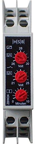 HSB Industrieelektronik 12.121.17.150 Spannungswächter ZBW, 24 V
