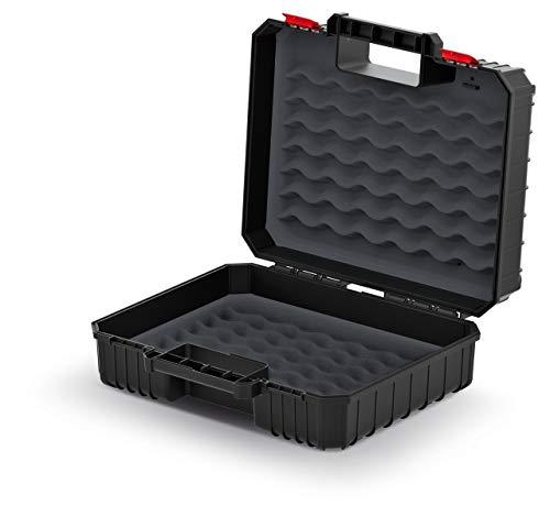 Maschinenkoffer Werkzeugkoffer für Elektrowerkzeuge mit Schaumstoff-Einlage