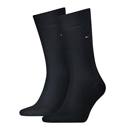 Tommy Hilfiger Socken Classic, Dark Navy, 43-46 - 6er Pack/Paar