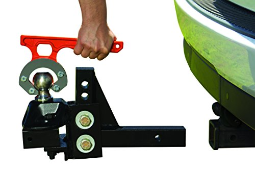 Lmd Products HG712 Hitchgrip Ball Mount Carrier