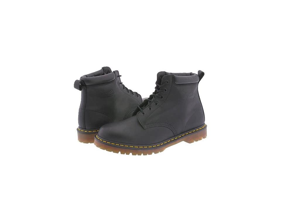 Dr. Martens 0939 Series (Black Greasy) Boots