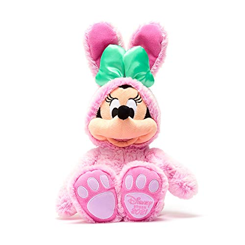 Disney 2021 Easter Plush Soft Toy Pink Minnie Mouse Bunny (50cm)