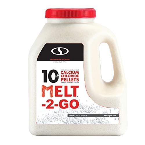 (18% OFF) Ice Melt Removal 10lb Jug $15.56 Deal