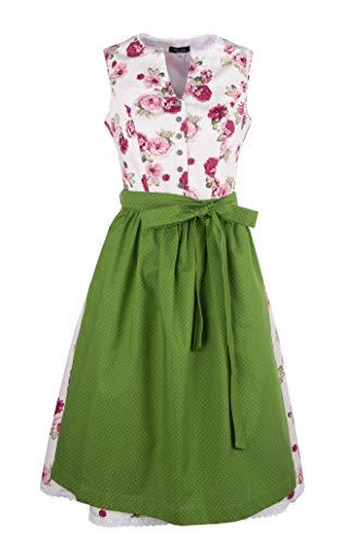 Ramona Lippert - Damen Dirndl Christine 2-teilig in Mehrfarbig 42 - Dirndlkleider für Jede Größe - wunderschönes Trachtenkleid - Tracht mit...