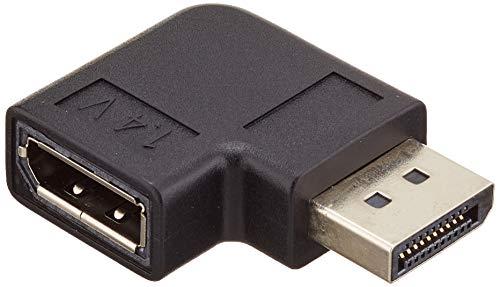 InLine 17199R DisplayPort Adapter, DisplayPort Stecker / Buchse rechts gewinkelt