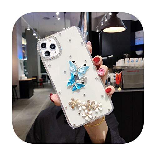 Carcasa para iPhone 12 11 Pro Max 12Mini XR XS Max X 8 7 6 6S Plus 5 5S SE 2020 3-For SE 2020