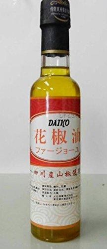 横浜中華街 DAIKO 花椒油(ファージョウユ) 210ml