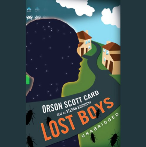 Lost Boys audiobook cover art