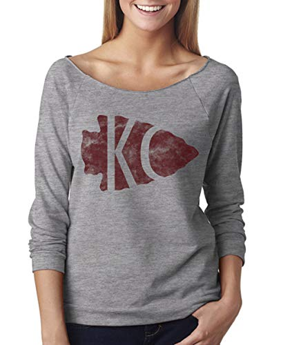Women's lightweight football sweatshirt