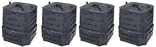 Find Bargain Algreen Products Soil Saver Classic Compost bin (4-(Pack))