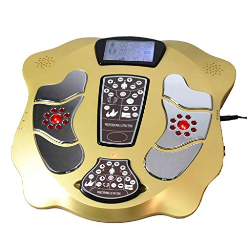 Great Price! ZKKZ-BEAUTY Electric Vibrating Foot and Calf Massage Machine/Multi-Function Foot Massager
