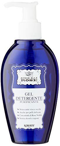 Acqua alle Rose Gel Detergente, Rosa, 200 Millilitro