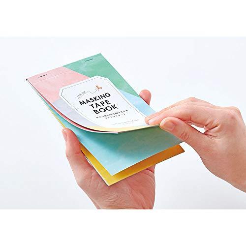 キングジムHITOTOKIマスキングテープブックA5エノグ9674-002