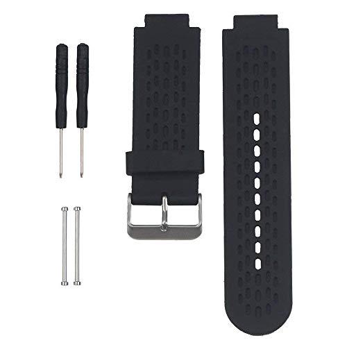 Bexido Correa para Garmin Approach S2/S4, accesorio de repuesto de silicona suave para reloj de golf Garmin Approach S2/S4 GPS