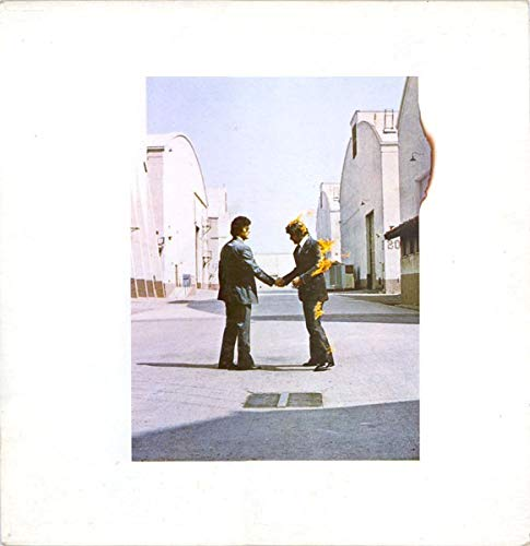 Pink Floyd - Wish You Were Here - Harvest - 1 C 062-96 918, EMI Electrola - 1 C 062-96 918