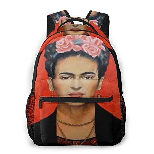 N/A Ewisstephen Frida4 Simple Mochila De Gran Capacidad Estudiante/Empleado De Oficina