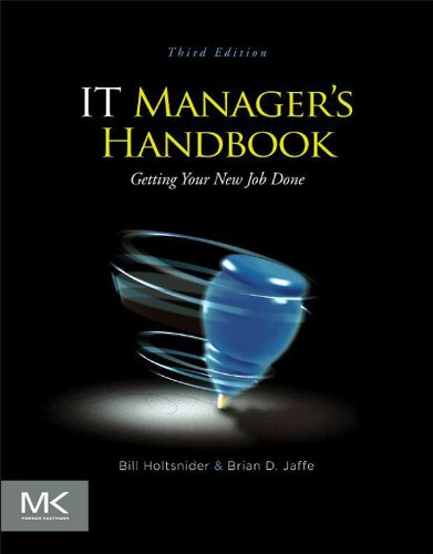 IT Manager's Handbook: Getting your New Job Done (English Edition)