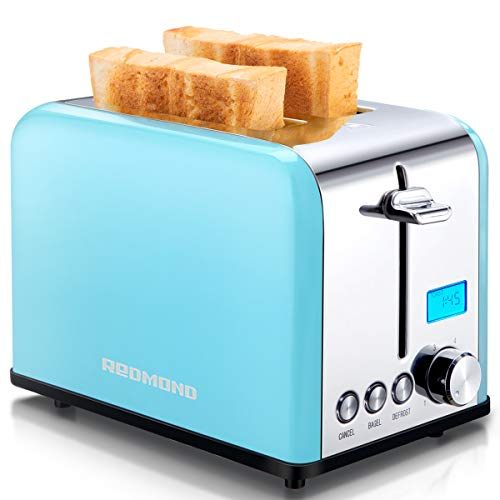Find Bargain REDMOND Toaster 2 Slice