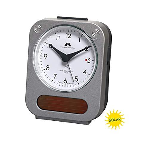 UTS Funk Solar Wecker Titan ***Uhren Manufaktur Schwarzwald