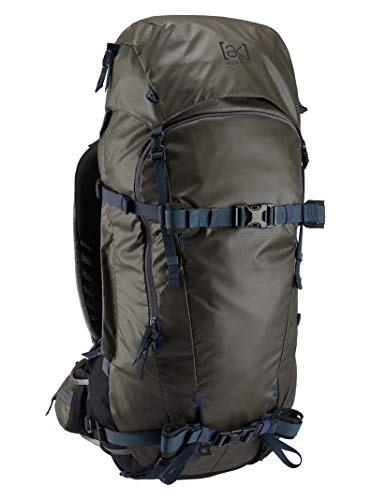 Burton Ak Incline 40L Pack, Faded Coated Ripstop, One Size